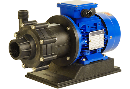 HTM-PP_PVDF Magnetic drive centrifugal pumps